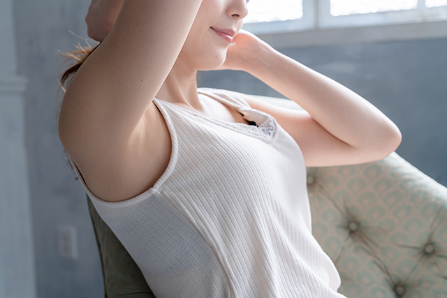 美肌効果イメージ