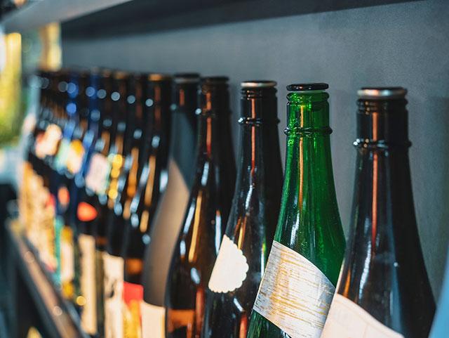 日本酒保管