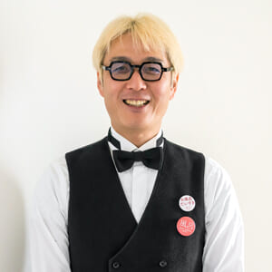 松永武さん